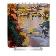 Perigueux 2016 Shower Curtain