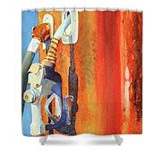 Perma Rust Shower Curtain