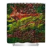 Permafrost Shower Curtain