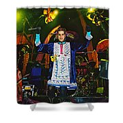 Perry Farrell Shower Curtain