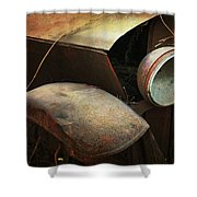 Persistence II Shower Curtain