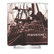 Persistence Shower Curtain