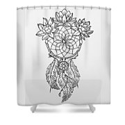 Personal Religion Shower Curtain