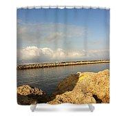 Perth  Shower Curtain