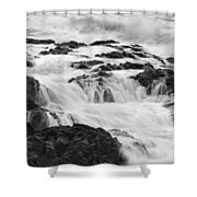 Pescadero Sb 8536 Shower Curtain