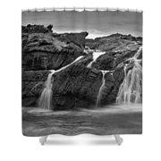 Pescadero Sb 8676 Shower Curtain