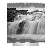 Pescadero Sb 8679 Shower Curtain