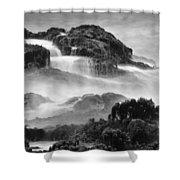 Pescadero Sb 8815 Shower Curtain