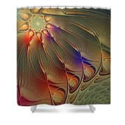 Petalia Shower Curtain