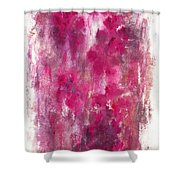 Petals In The Night Shower Curtain
