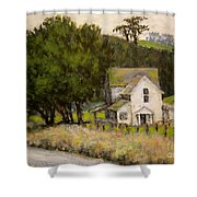 Petaluma Farmhouse Shower Curtain