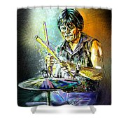 Pete Phipps Shower Curtain