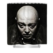 Peter Lorre, Vintage Actor Shower Curtain