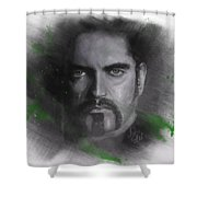 Peter Steele, Type O Negative Shower Curtain