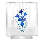 Petit Bouquet Shower Curtain