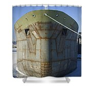 Petrochem Supplier Hull Shower Curtain