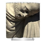 Petrus Or Saint Peter Shower Curtain