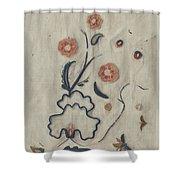 Petticoat (detail) Shower Curtain