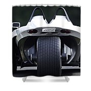 Peugeot 20cup Shower Curtain