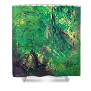 Ph1  Planet Hunters 1  Shower Curtain