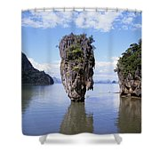 Phangna Bay Shower Curtain
