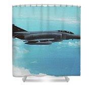 Phantom Fgr.2 / Xv404 Shower Curtain