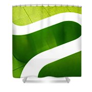 Pharmacia Shower Curtain