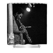 Pharoah Sanders 1 Shower Curtain