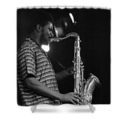 Pharoah Sanders 2 Shower Curtain