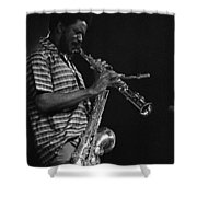 Pharoah Sanders 4 Shower Curtain