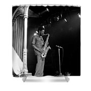 Pharoah Sanders 5 Shower Curtain