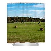 Pharr Mounds - Natchez Trace Shower Curtain
