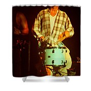 Phil Collins-0863 Shower Curtain
