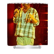 Phil Collins-0872 Shower Curtain