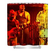 Phil Collins-0891 Shower Curtain