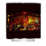 Phil Collins-0896 Shower Curtain