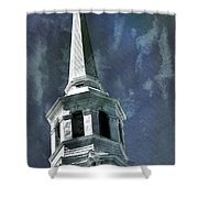 Philadelphia Christ Church Shower Curtain