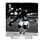 Philadelphia Eagles 5a Shower Curtain