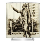 Philadelphia Mayor - Frank Rizzo Shower Curtain