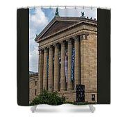 Philadelphia Museum Of Art  Shower Curtain