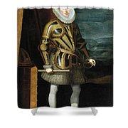 Philip IIi Shower Curtain