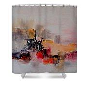 Phoebus Shower Curtain