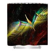 Phoenix Shower Curtain