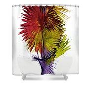 Phoenix Is Rising Series 1799.022414 Shower Curtain