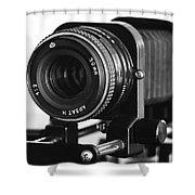 Photo Gear Shower Curtain