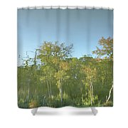 Photo Impressionism Shower Curtain