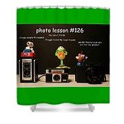 Photo Lesson  Shower Curtain