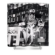 Photograph Of Marilyn Shower Curtain