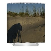 Photographer Shower Curtain