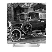 Photographer's 1928 Truck Shower Curtain
